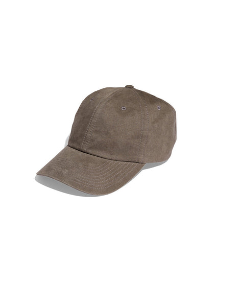 Garment Dye Baseball Hat in Faded Black