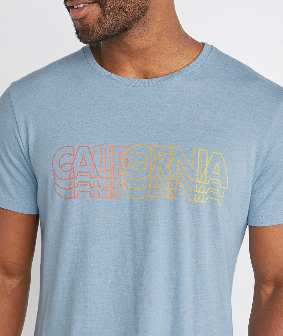 Golden State Tee