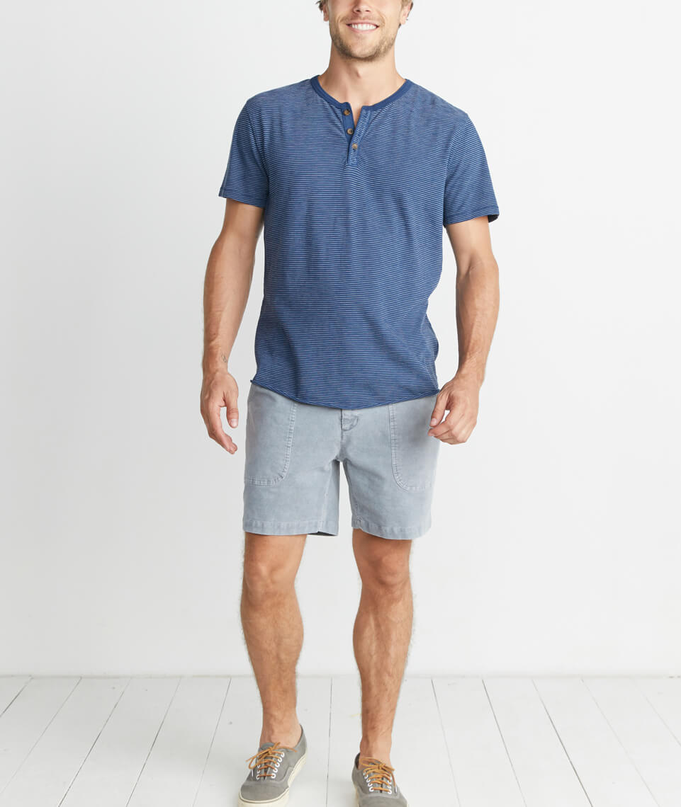 Westlake Short in Grey