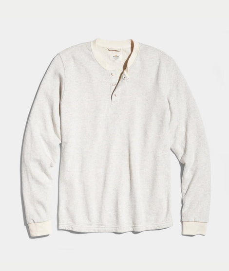 Henley Sweater