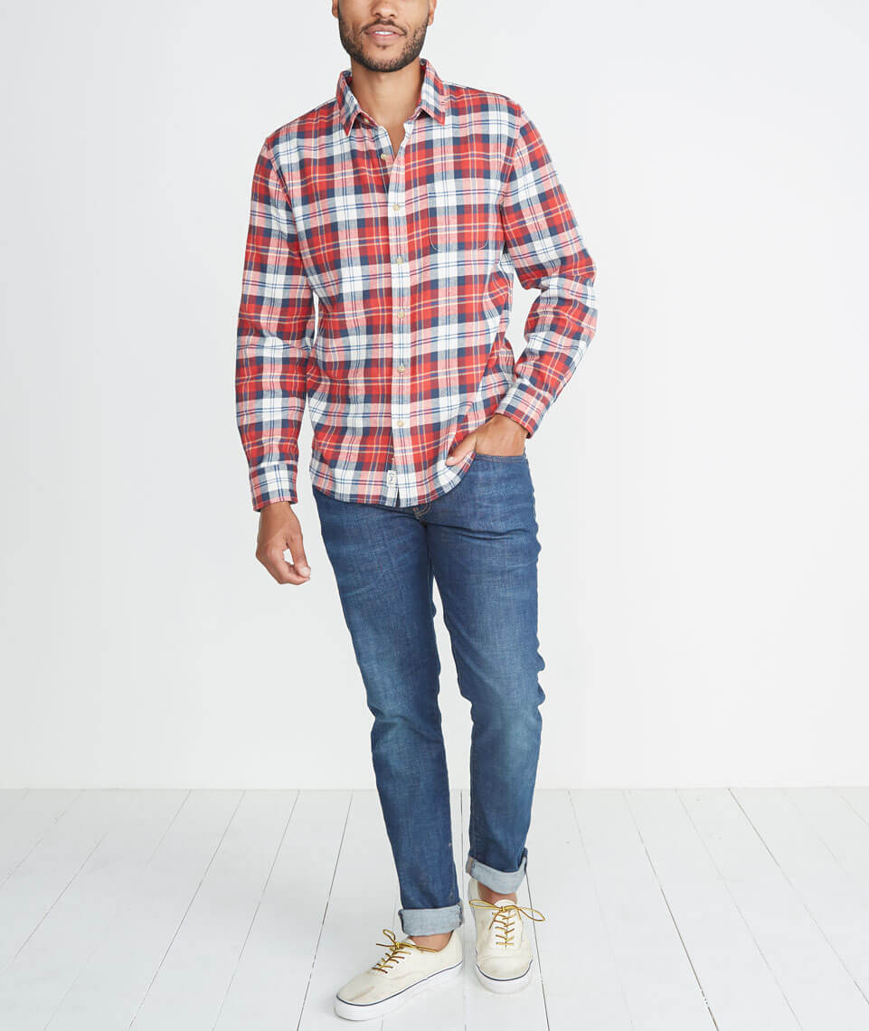 Cooper Flannel