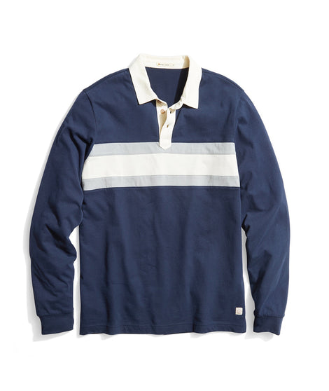 Jenkins Long Sleeve Polo