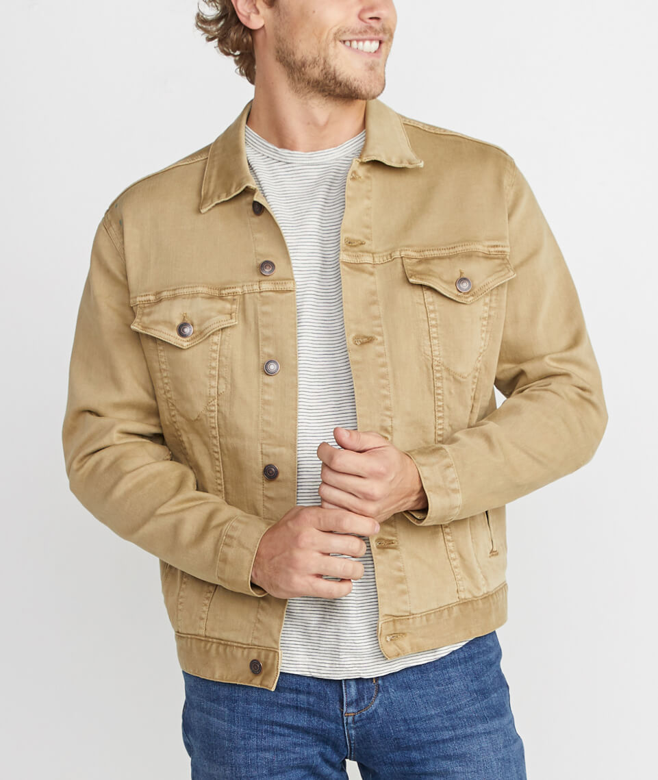 Jones Stretch Jean Jacket