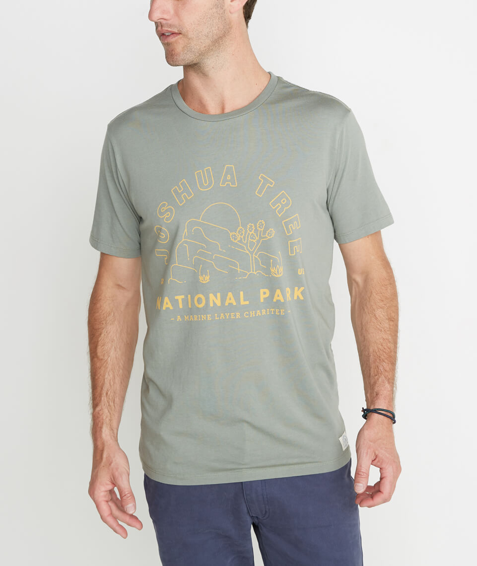 The Joshua Tree Tee - Guys