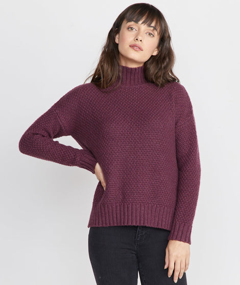 Julie Turtleneck Sweater