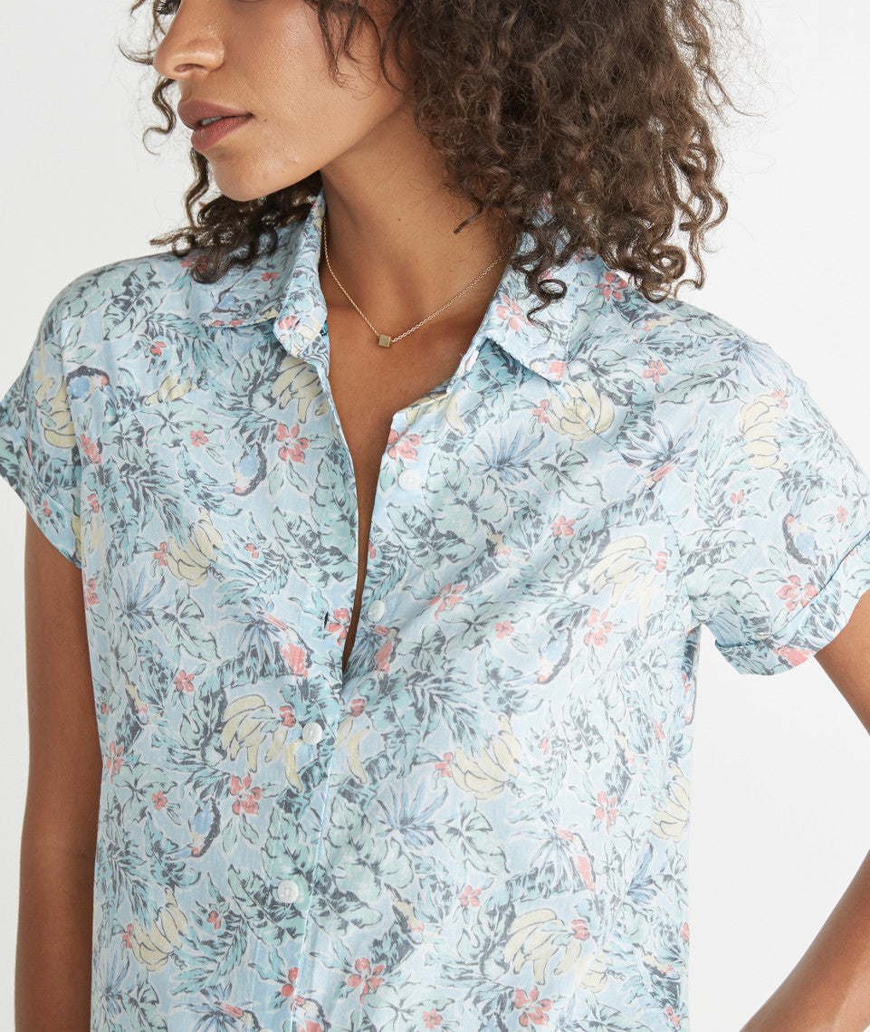 Kalaia Button Down