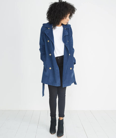 Kennedy Trench Coat