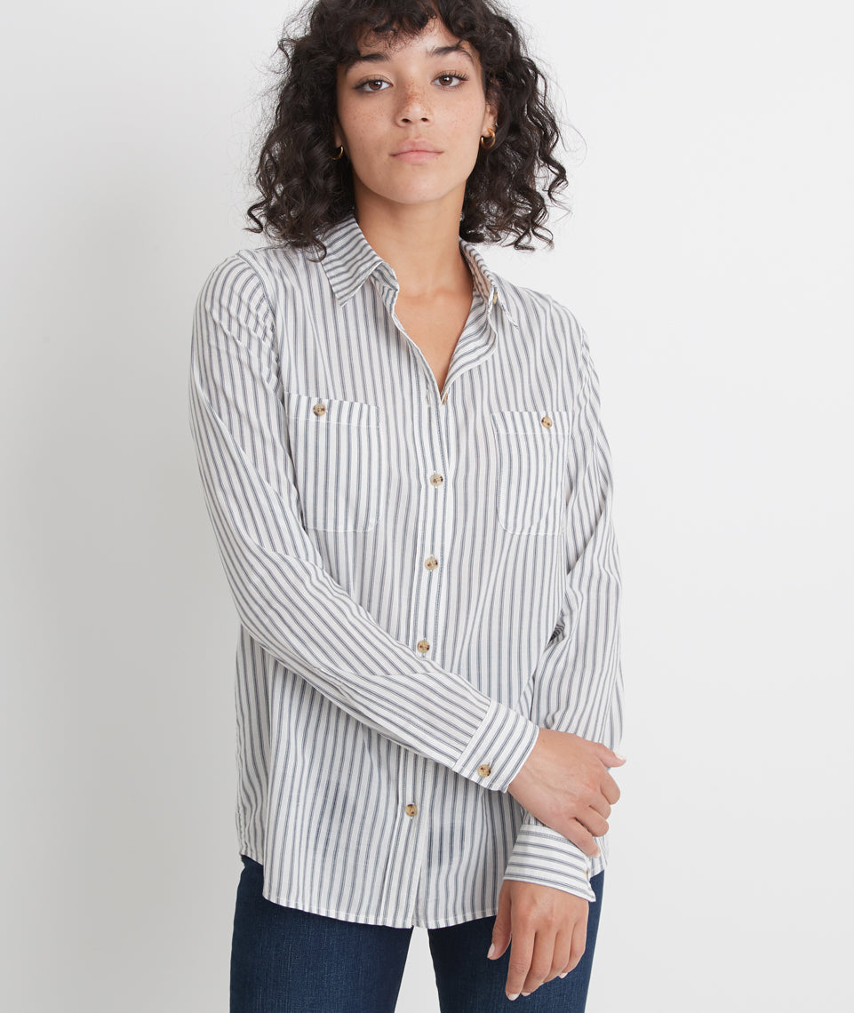 Kinley Button Down