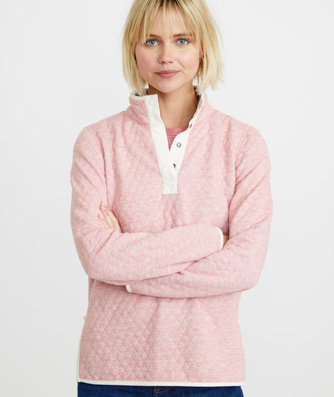 Lady Corbet in Ash Rose/Med Grey Heather