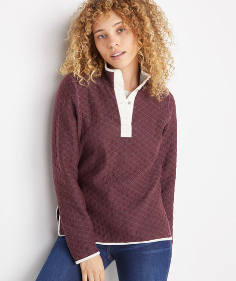 Reversible Lady Corbet in Heather Grey/Port Royal