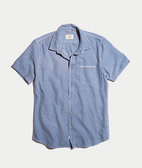 Lance Button Down
