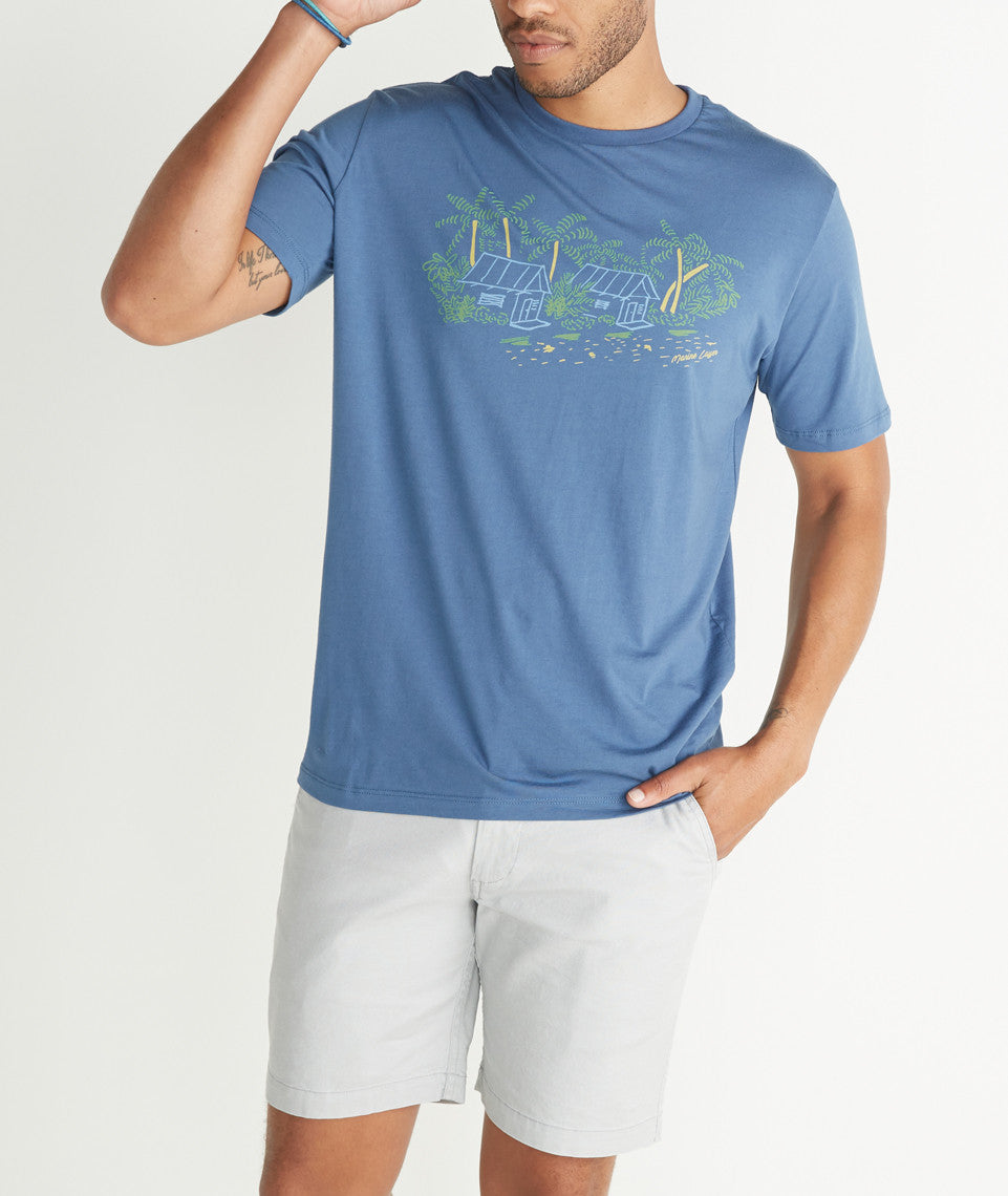 Life's a Beach Graphic Tee