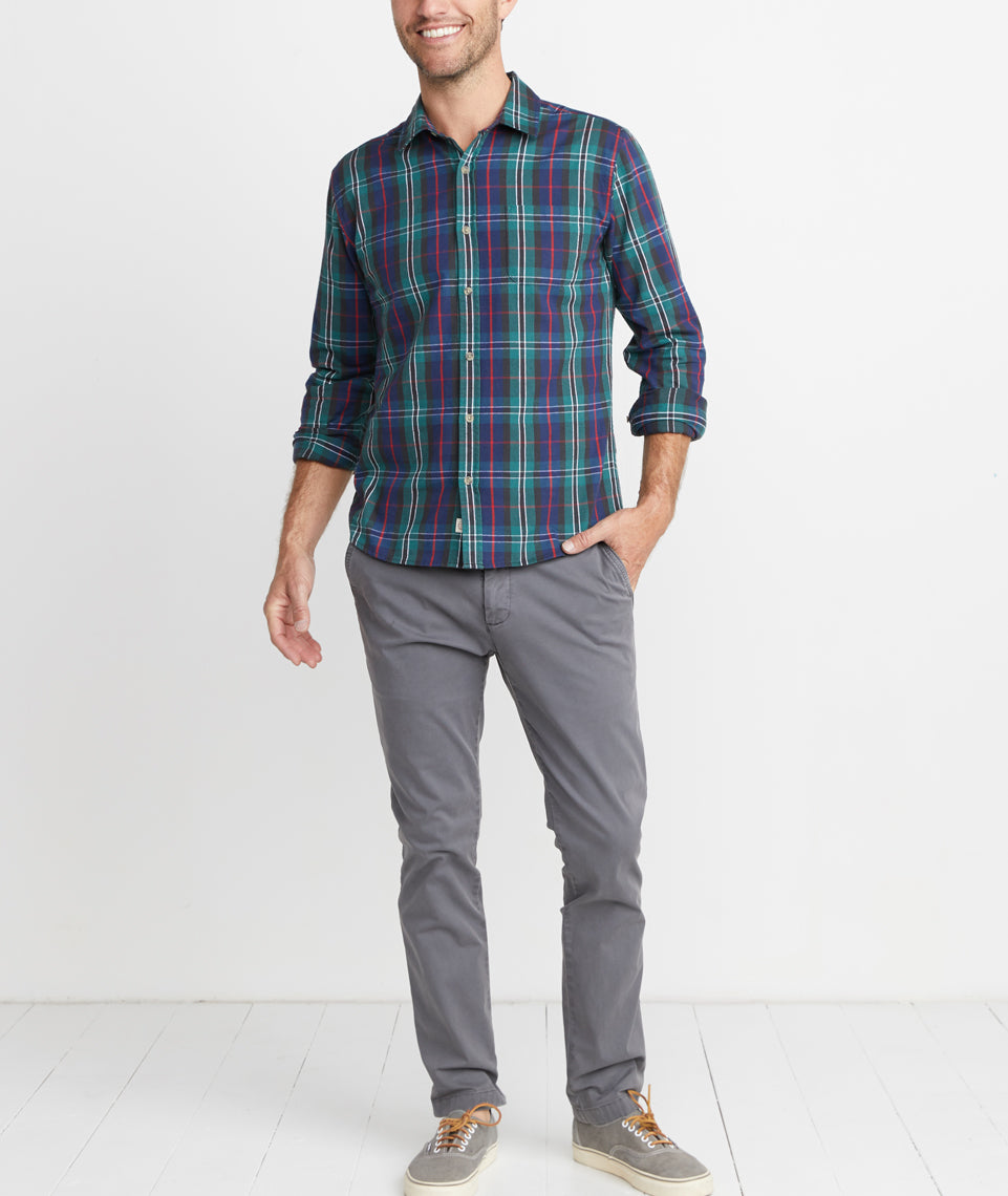 Linden Button Down