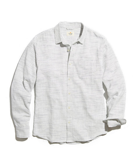 Lombard Button Down