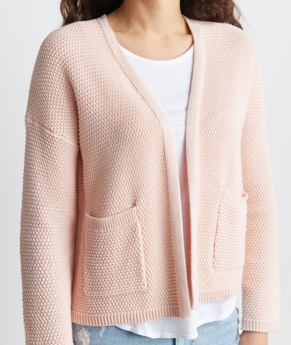 Maine Crop Cardigan