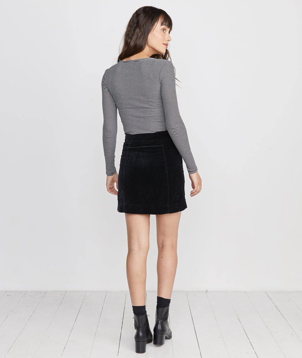 Mallory Mini Skirt