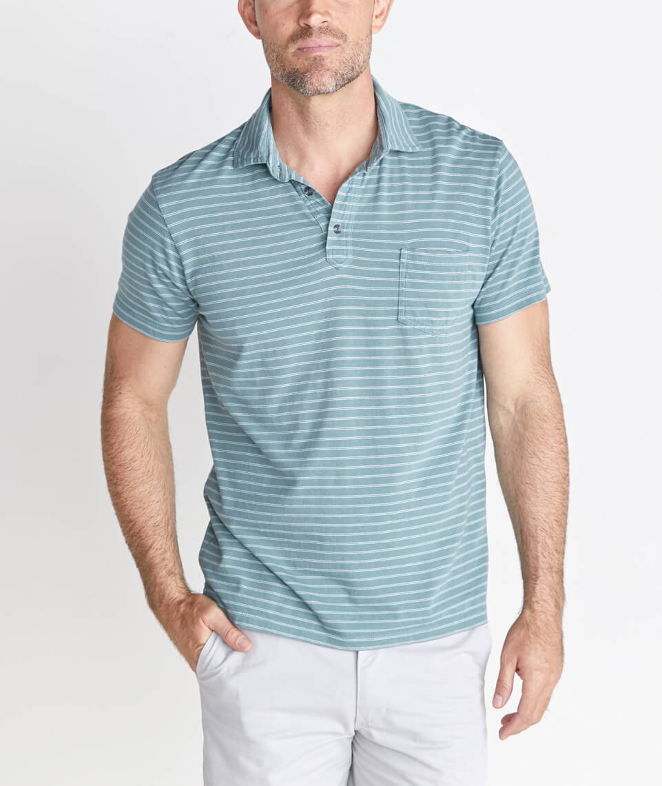 2bce0574817b33 Marco Polo in Surf Green