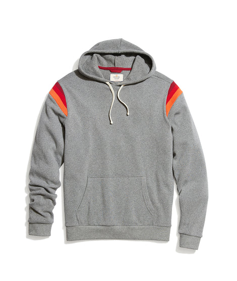 Banks Hoodie in Heather Grey