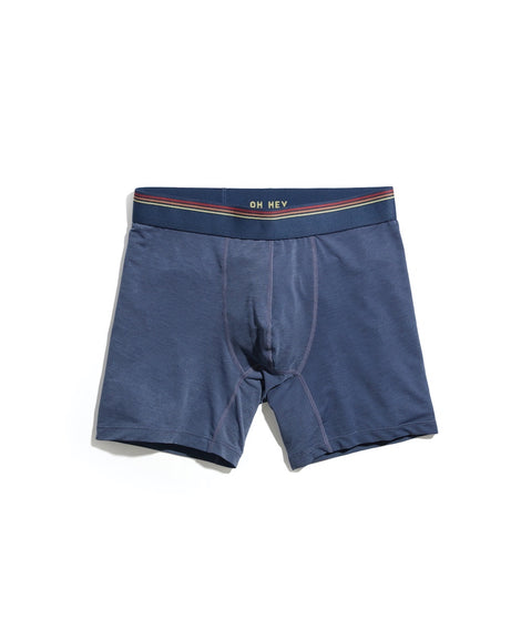 Air Boxer Brief in Vintage Indigo