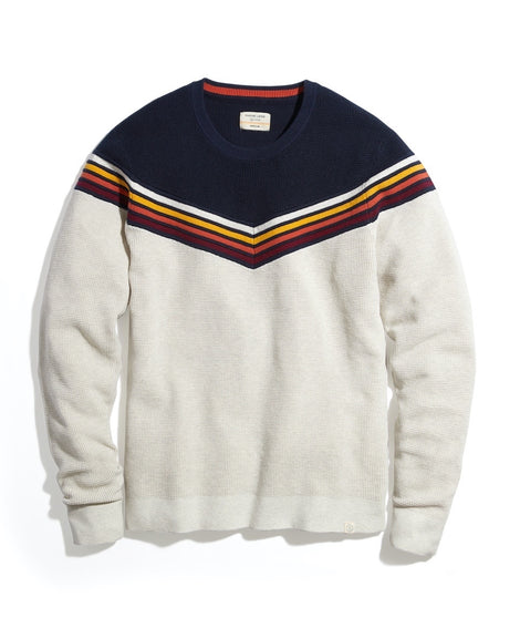 ML x LF Stowe Crewneck Sweater
