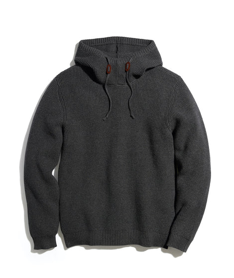 Moore Cowlneck Hooded Sweater