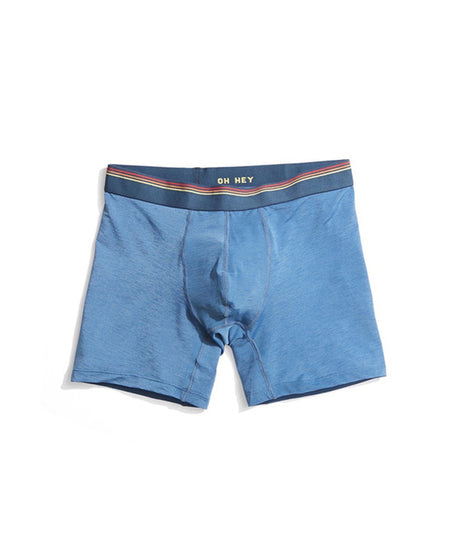 Air Boxer Brief in Dutch Blue
