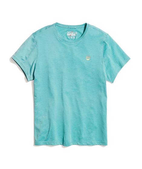 Air Tee in Surf Blue