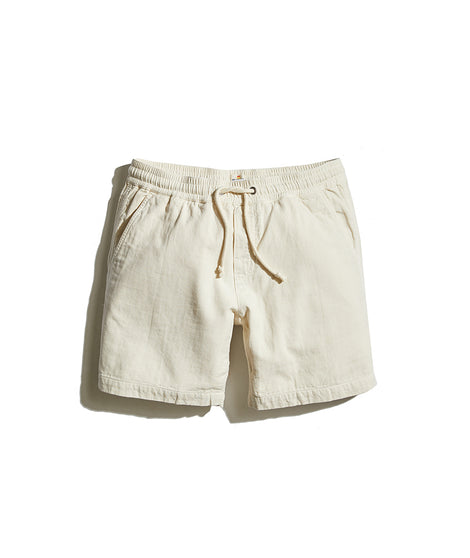 Beach Short in Stone