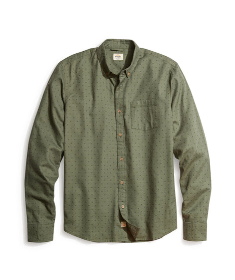 Cedar Button Down