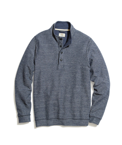 Clayton Pullover - Dark Denim