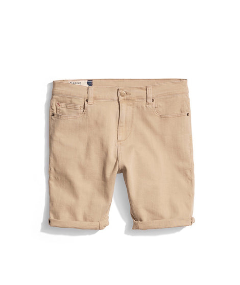 Dock Short in Light Khaki