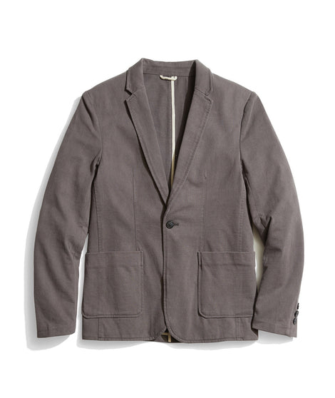 Duke Blazer in Washed Grey