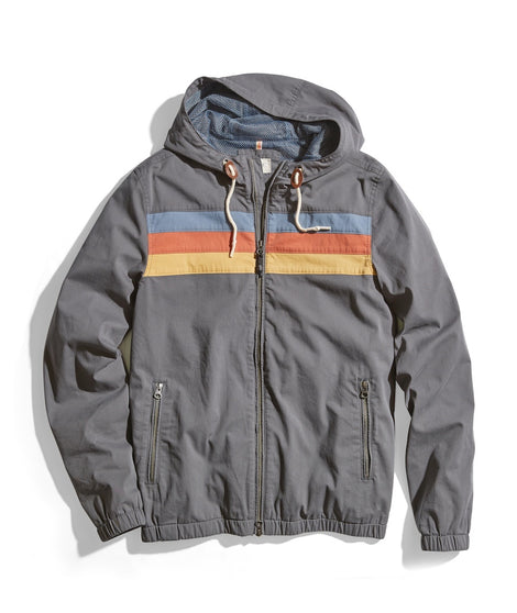 Greenport Lightweight Jacket in Dark Shadow