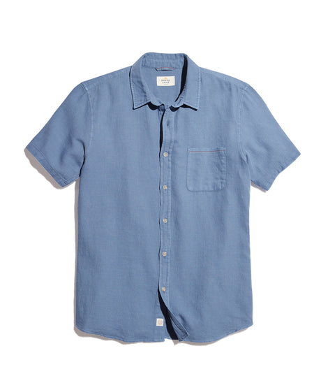 Lance Button Down Faded Blue
