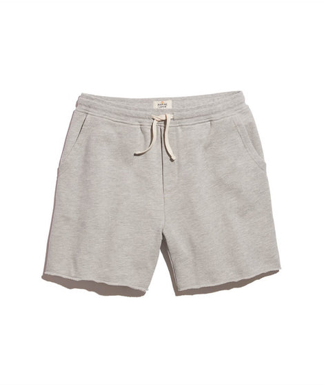 Lounge Short in Heather Grey