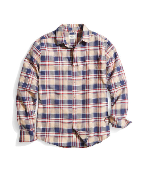 Maples Button Down