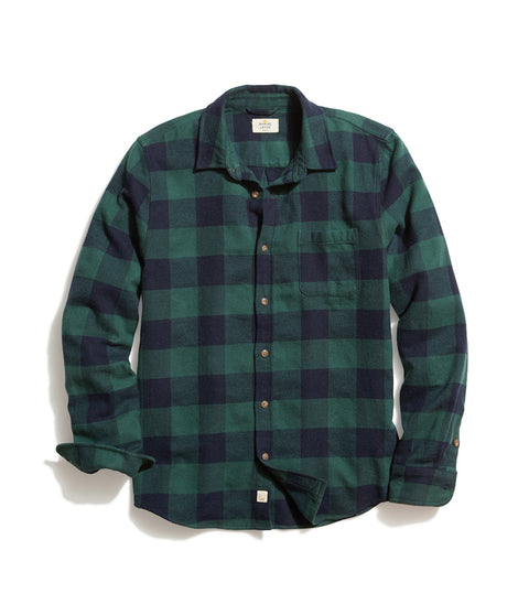Mosswood Button Down