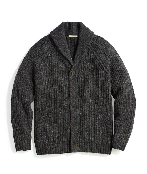 Maurice Cardigan in Soot