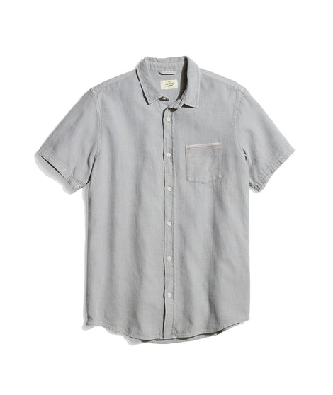 Ogden Button Down in Light Grey