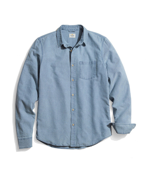 Poe Button Down