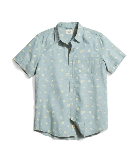 Poole Button Down