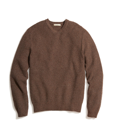 Prescott Sweater in Molasses