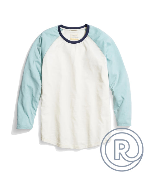 Re-Spun Baseball Raglan