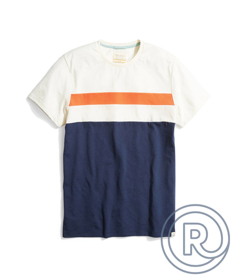 Re-Spun Pieced Tee