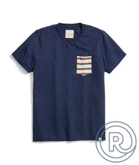 Re-Spun Pocket Tee