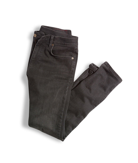 Original Slim Fit Jean in Washed Black