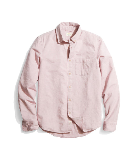 Stanford Shirt in Heather Rose