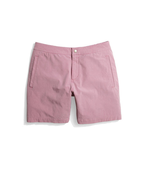 Summer Short in Faded Cassis
