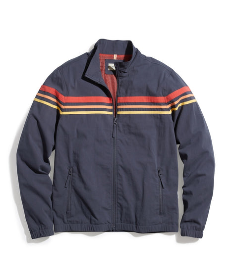 Freeman Stretch Twill Windbreaker
