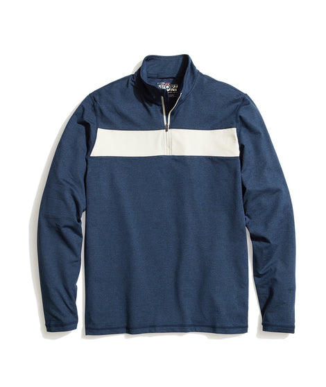 Teague Quarter Zip